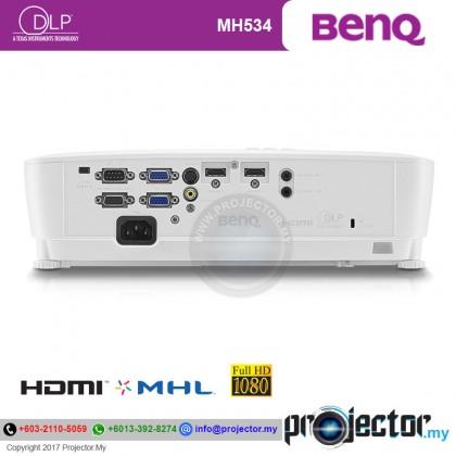 BenQ MH534 Full HD DLP Projector