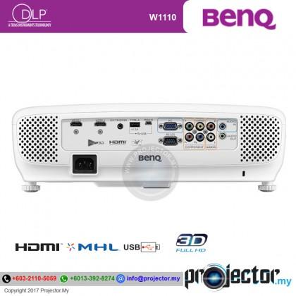 BenQ W1110 Full HD 3D Home Theater Projector