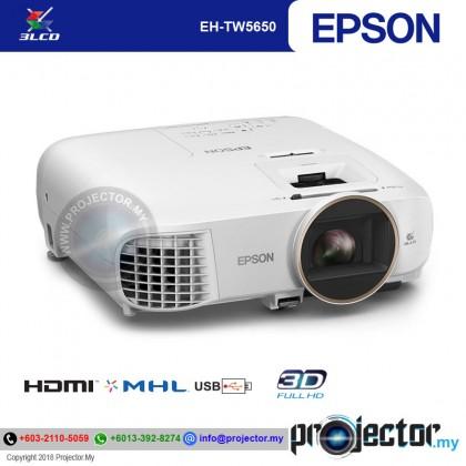 Epson EH-TW5650 Full HD 3D Home Cinema Projector