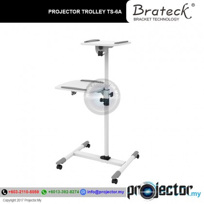 Brateck Projector Trolley TS-6A