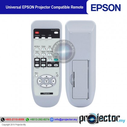 Universal EPSON Projector Compatible Remote