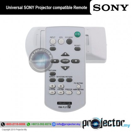 Universal SONY Projector Compatible Remote
